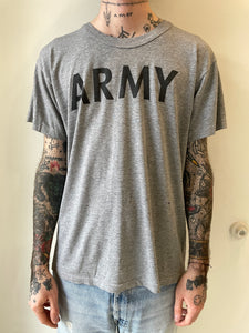 1980's Army T-Shirt (M)