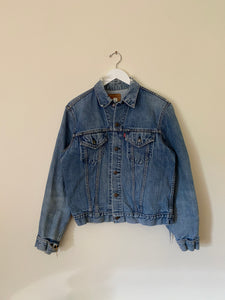 1970's Levi's Type III Denim Jacket (M/L)