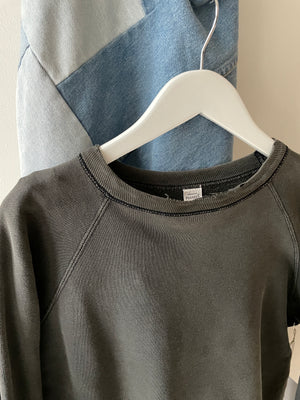 1960's Penney's Black Faded Crewneck (M)