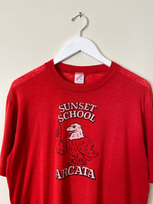1990's Sunset School Shirt (M/L)