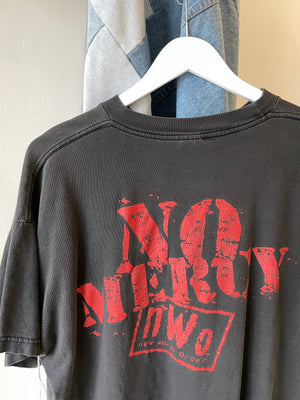 "1990's NWO ""No Mercy"" Shirt (L)"