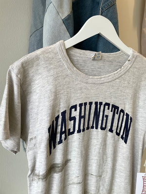 1980's Washington Champion Shirt (S/M)