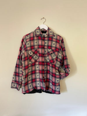 2000's Padded Flannel (M)