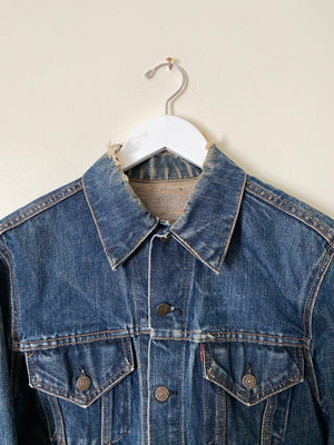 1970's Levi's Big E Type III Jacket (M)