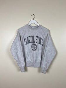 1990's Florida State Reverse Weave Crewneck (S/M)