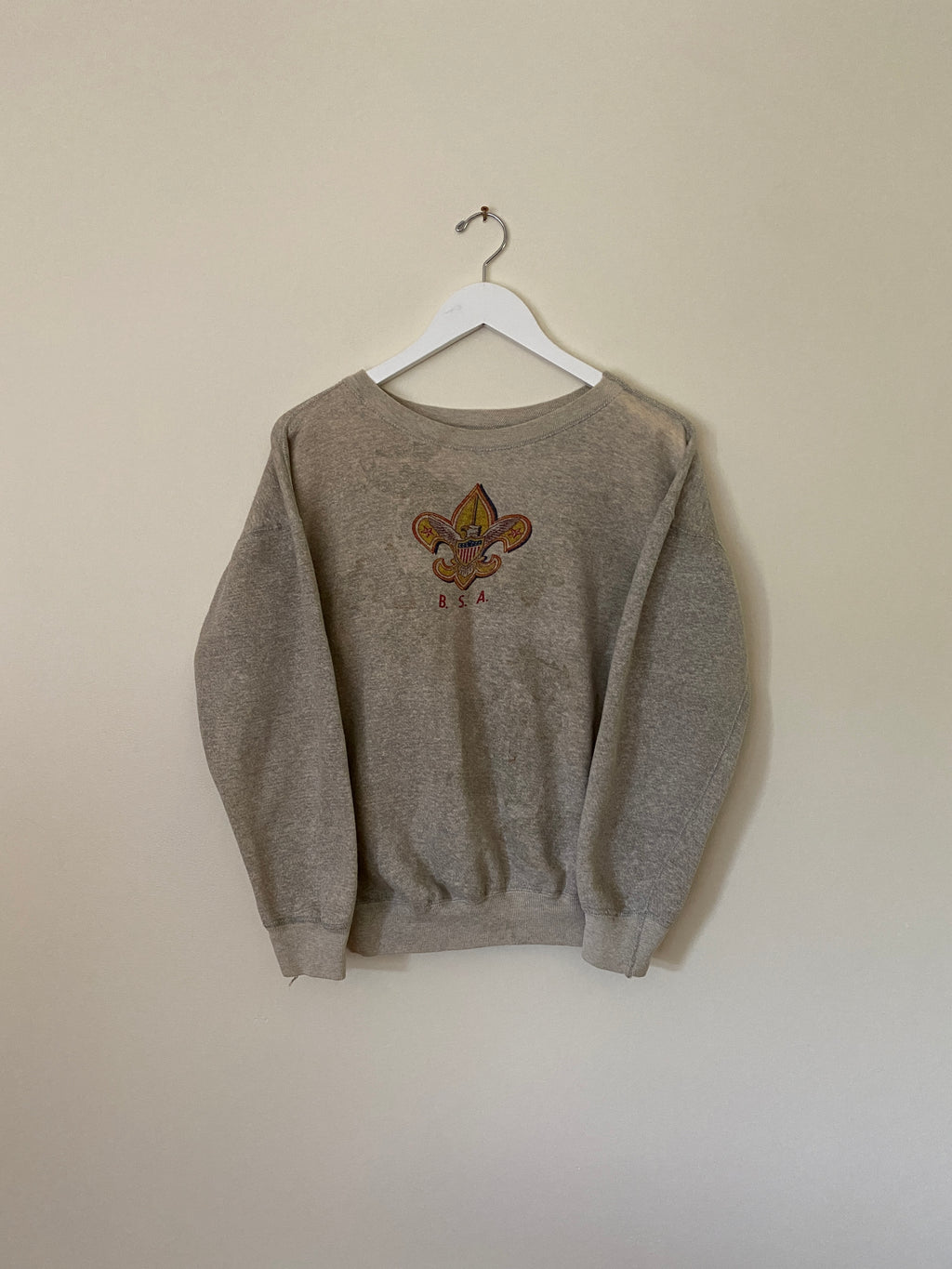 1960's Boy Scouts of America Crewneck (M)