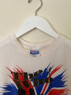 "1989 The Who ""Kids Are Alright"" Tour Shirt (M/L)"
