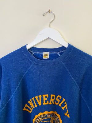 1980's University of Colorado Crewneck (S/M)