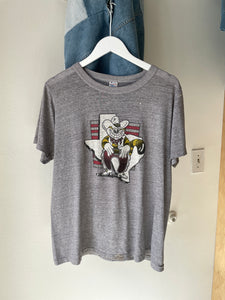 1980's Paper Thin Texas T-Shirt (M/L)