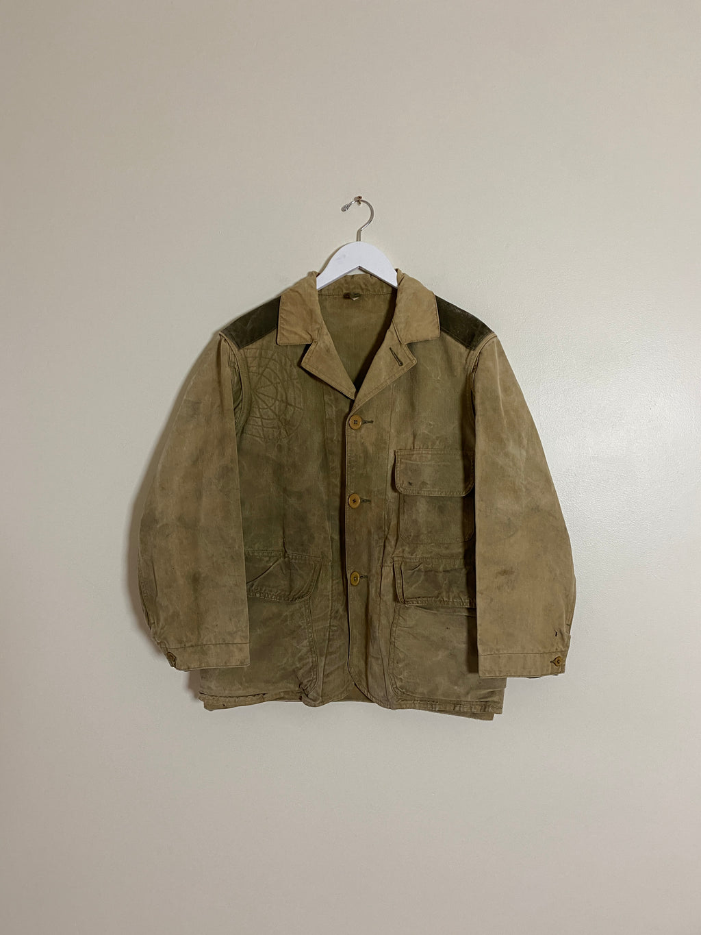 1970's Canvas Hunting Jacket (M/L)