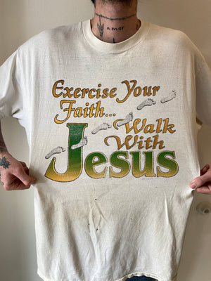 1990's Walk With Jesus Shirt (L/XL)