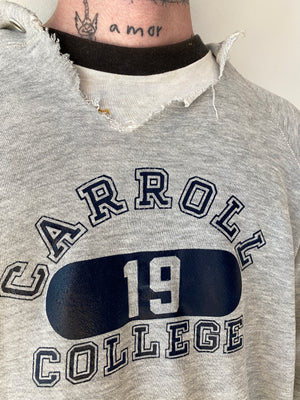 1970's Champion College Sweatshirt (M)