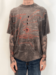 1990's Harley Davidson Sun Faded Shirt (L/XL)
