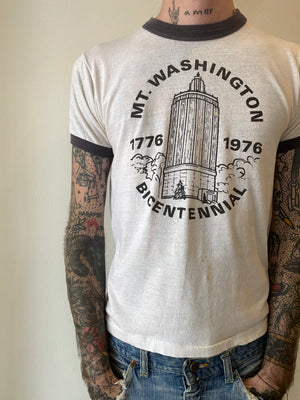 1980's Mt. Washington T-shirt (S)