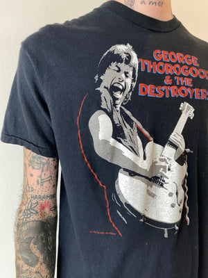 1989 George Thorogood and the Destroyers Shirt (M)