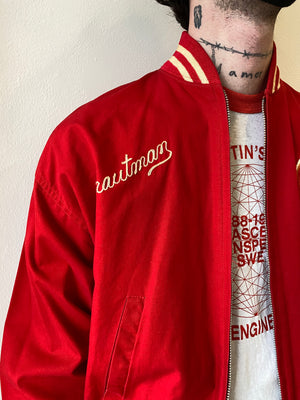 1960's Bernville Fire Co Bomber Jacket (M)