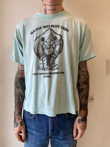 1980s Gaida Wildlife Camp Shirt (M/L)