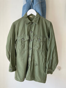1970's Military Button Up (M/L)