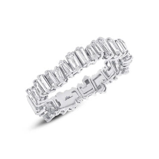 14kt Diamond Baguette Ring