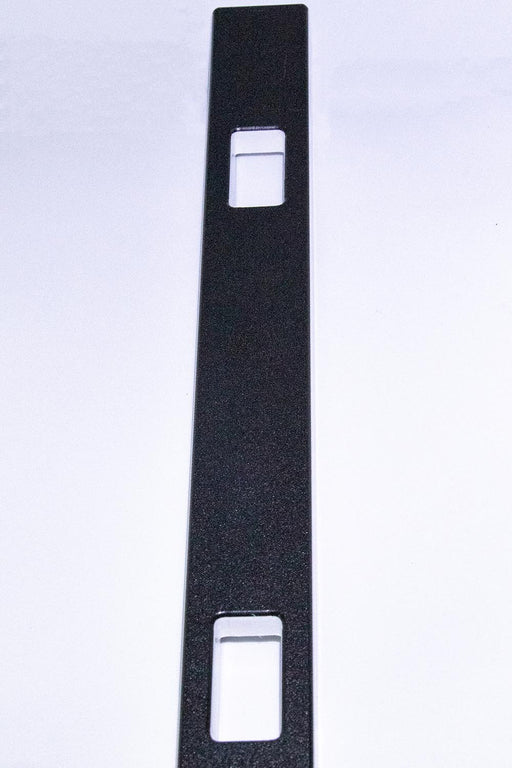 "Horizontal Support - 72"" Length, 8"" Hole Spacing"