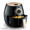 4L Oil Free Air Fryer - Black