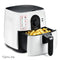 3L Oi Free Air Fryer - White