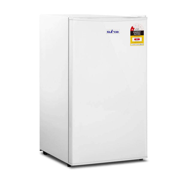 95L Portable Bar Fridge - White