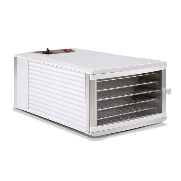 Stainless Steel Commercial Food Dehydrator with 6 Trays