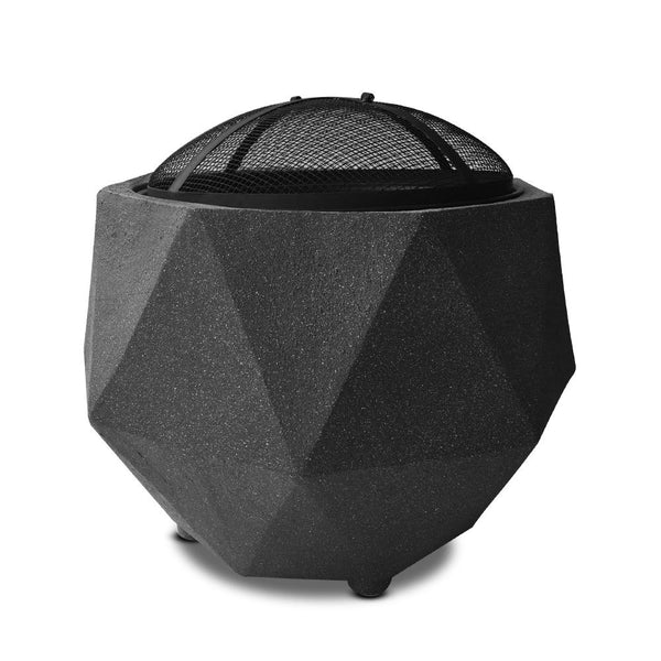 Outdoor Portable Lightweight Octagon Fire Pit