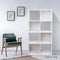 8 Cube Display Shelf Bookcase Storage Organiser Stand Shelves White