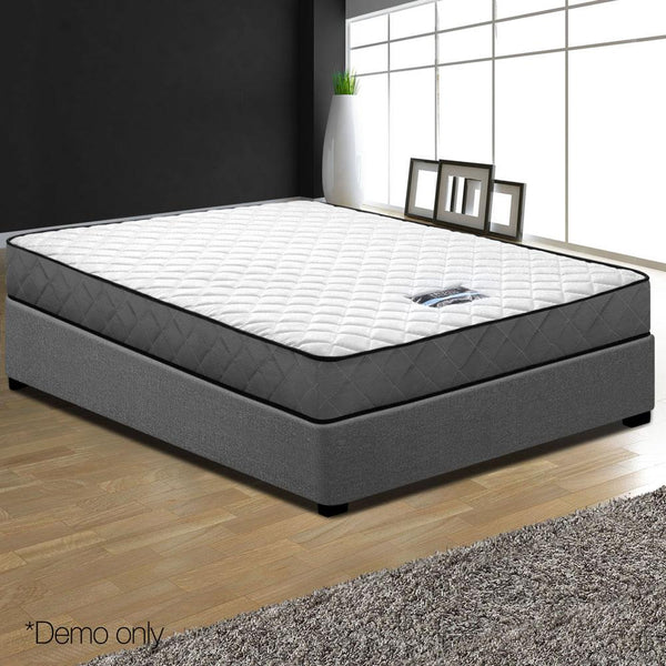 Bonnell Springs Mattress KS High Resilience Foam Medium Firm 16cm King Single