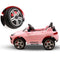 12V Childs Electric Car Hot Rod W/ Battery Remote Controls Pink