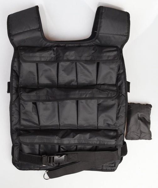 Adjustable Weighted Vest - 20 KG