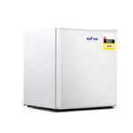 48L Portable Mini Bar Fridge - White