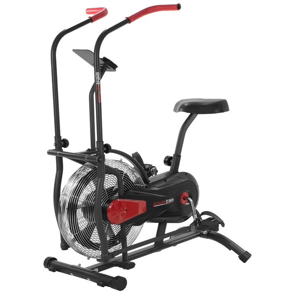 Air Resistance Exercise Bike Spin Fan Equipment Cardio