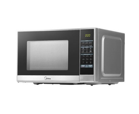 25L 900W Electric Digital Solo Microwave Oven Kitchen Silver