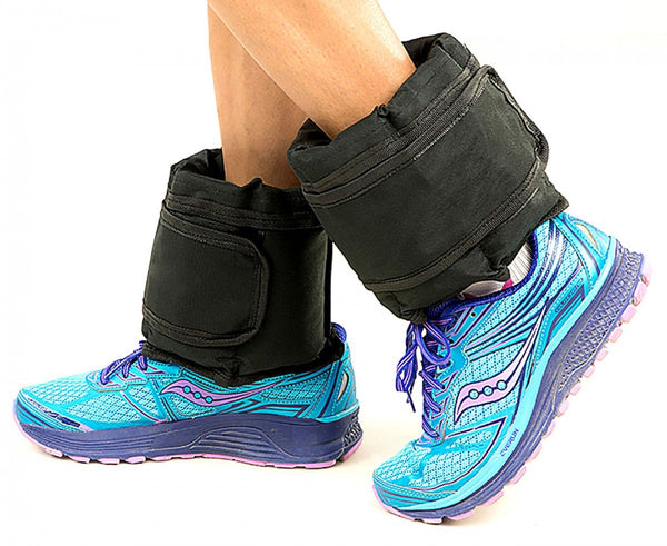 2x 5kg Adjustable Ankle Exercise Running Weights