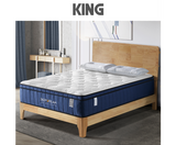 King Size Cool Gel Memory Foam Mattress 5 Zone Latex 34cm