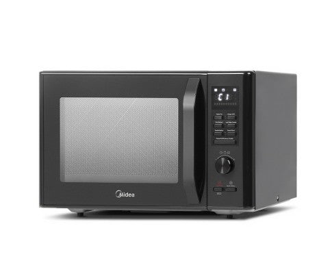 30L 2300W Electric Grill Convection Microwave Oven Benchtop Black