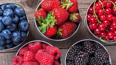 What are the top 3 healthiest berries frequently asked questions