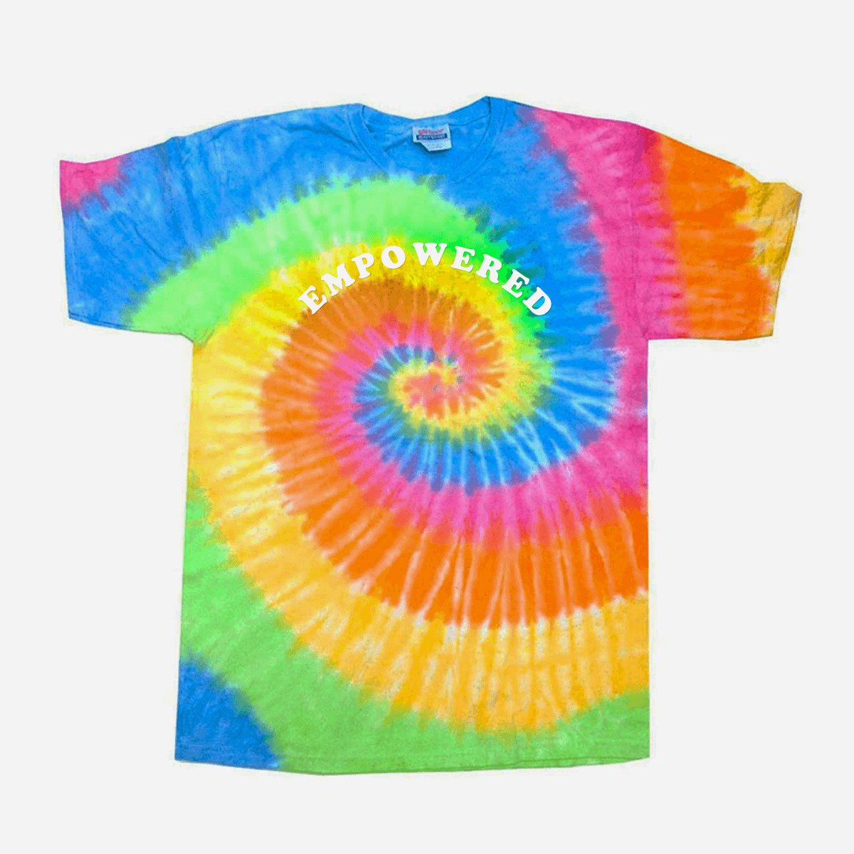 Youth t-shirt: Tie-Dye