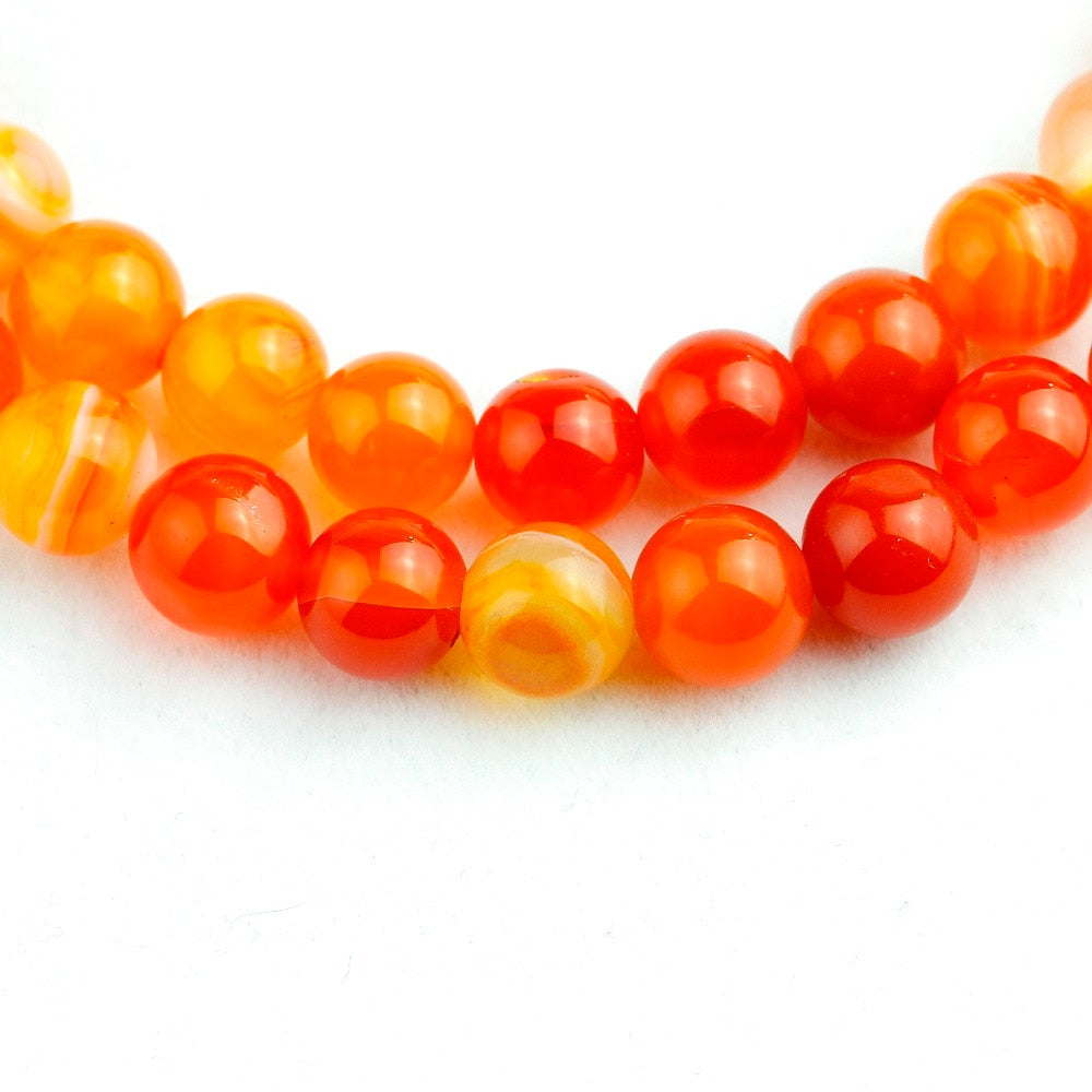SACRAL - Mala Love me some Orange