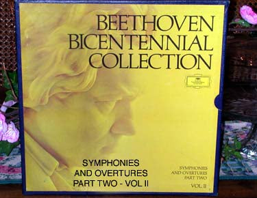 Beethoven Bicentennial Collection Symphonies and Overtures: Part Two Vol II