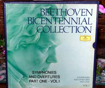 Beethoven Bicentennial Collection Symphonies and Overtures: Part One Vol I