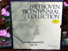 Load image into Gallery viewer, Beethoven Bicentennial Collection String Quartets Vol VII