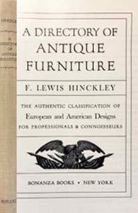 A Directory of Antique Furniture