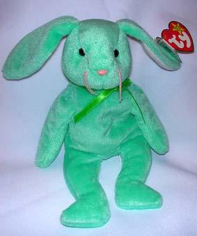 Hippity the Mint Green Bunny