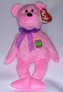 Eggs the Pink Bear