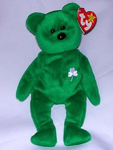 Erin the Green Bear