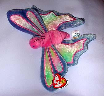 Flitter the Multi- Color Butterfly